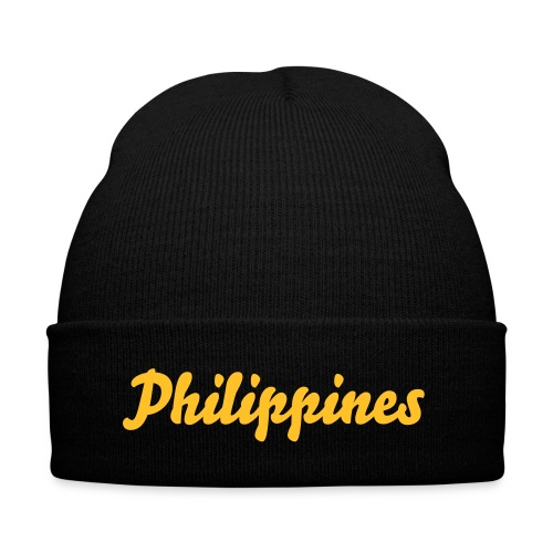 Philippines Beanie - Winter Hat