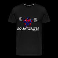 T-Shirts ~ Men's Premium T-Shirt ~ Squatobots