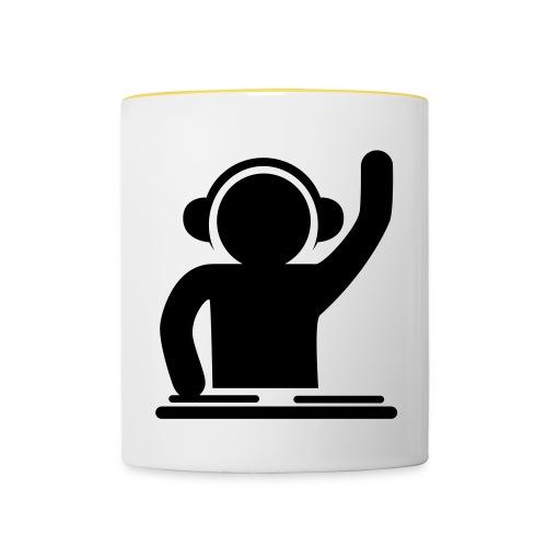 Meug DJ - Mug contrasté