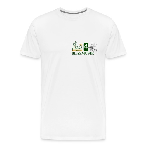 Blasmusik Radio - Männer Premium T-Shirt