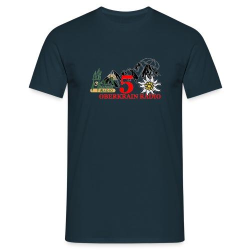 Oberkrain Radio Shirt - Männer T-Shirt