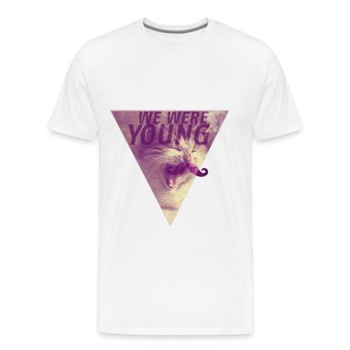 T-Shirt YOUNG - Männer Premium T-Shirt