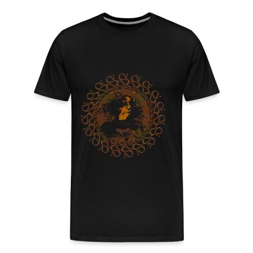 T-Shirt Medusa - Männer Premium T-Shirt