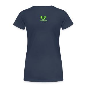 Squat Butts Women's Premium Tee - Women's Premium T-Shirt