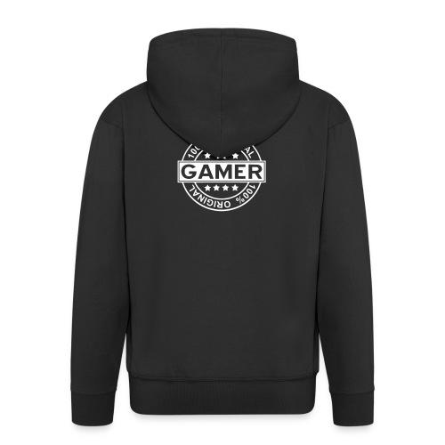 dutch customs 100% original gamer vest. - Mannenjack Premium met capuchon