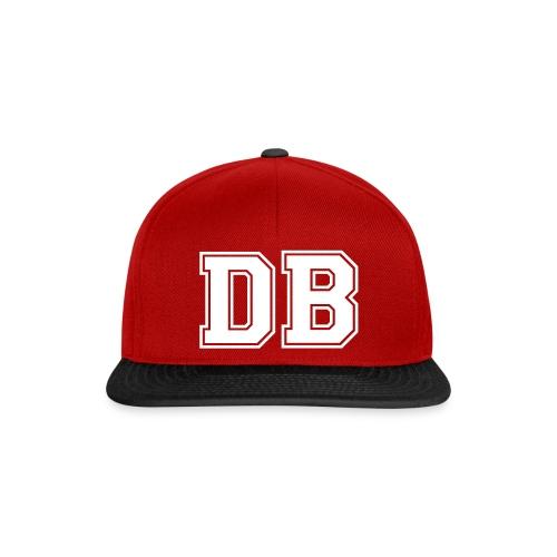 DB snapback Basecap  - Snapback cap
