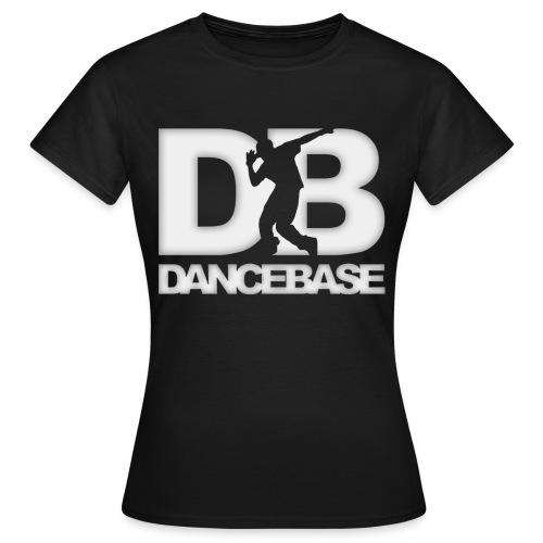 DB Woman Drop the Dancebase - Vrouwen T-shirt