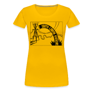 T-Shirts ~ Women's Premium T-Shirt ~ Hurkcore Ladies