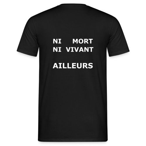 AILLEURS COLLECTION - T-shirt Homme