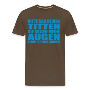 Papa Randa privat - Männer Premium T-Shirt