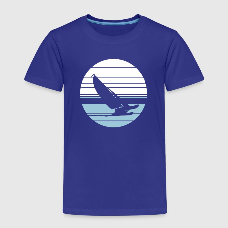 Cat Sailing T-Shirts - Kinder Premium T-Shirt