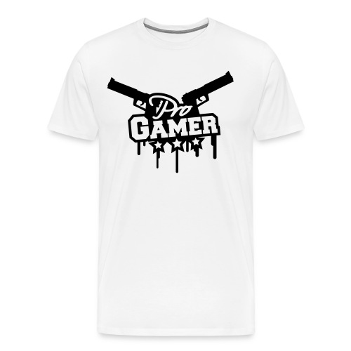 Pro Gamer  T-Shirt W - Men's Premium T-Shirt