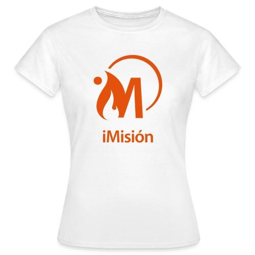 iMisión Edición Especial - Camiseta mujer