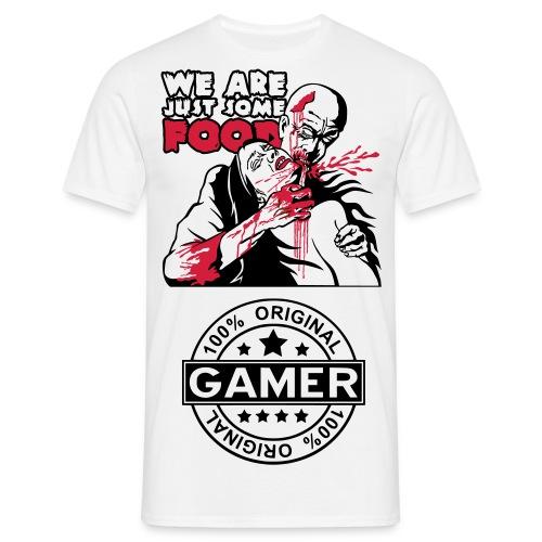Gamer T-shirt (dreng) - Herre-T-shirt