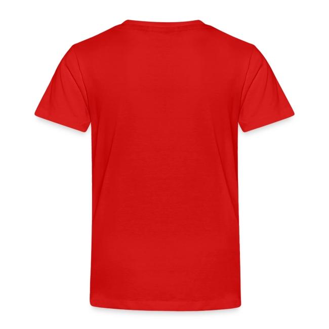 T-Shirt para criança revolucionária