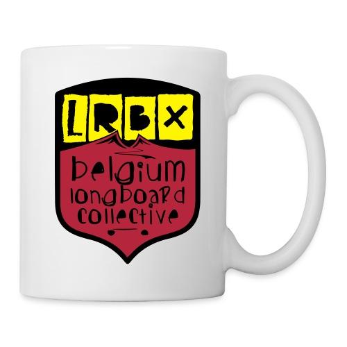 LRBX Mug by www.mata7ik.com - Mug blanc