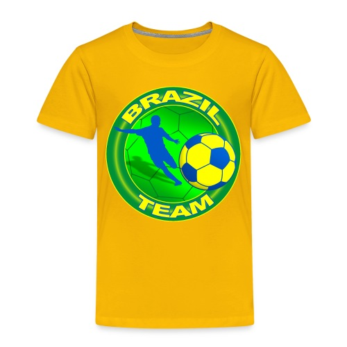 Brazil sport team - Kids' Premium T-Shirt
