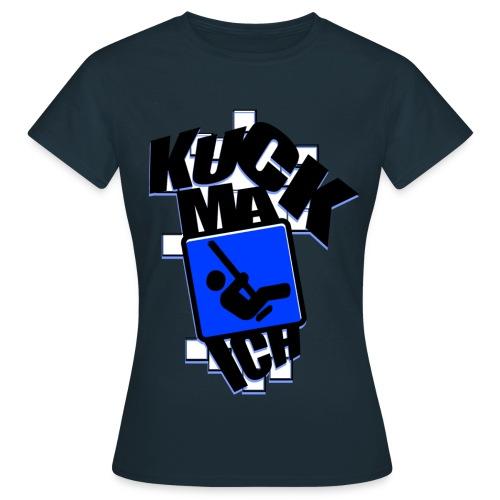 KuckMaIch GIRLIE - Frauen T-Shirt