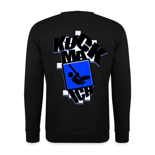 KuckMaIch - Pullover LOGO - Männer Pullover
