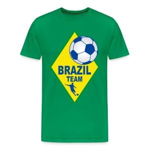 Brazil sport team - Men's Premium T-Shirt