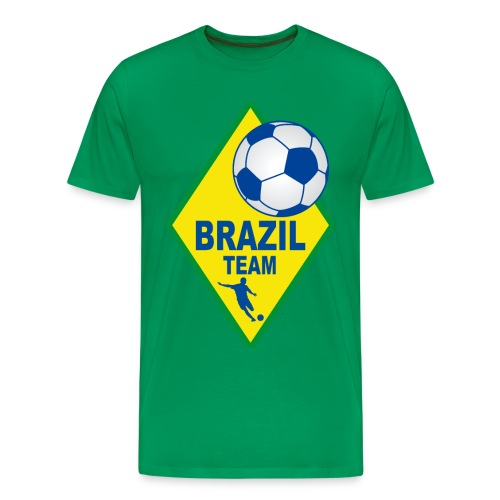 Brazil sport team - Men's Premium T-Shirt