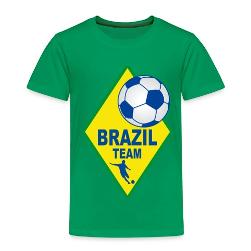 Brazil sport team - Kids' Premium T-Shirt