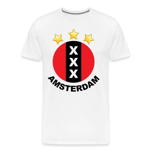 Amsterdam - Mannen Premium T-shirt