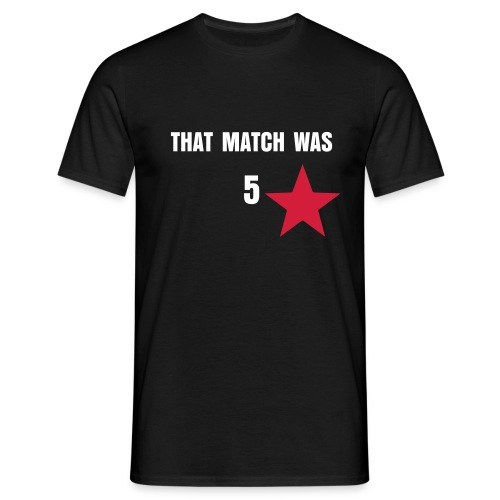 5 Star! - Men's T-Shirt