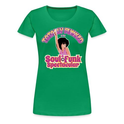 Women's Green - Women's Premium T-Shirt