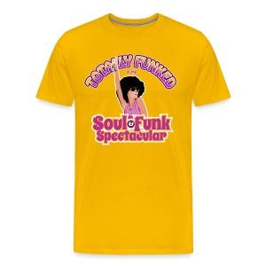 Men's Yellow - Men's Premium T-Shirt