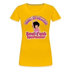 Women's Yellow - Women's Premium T-Shirt