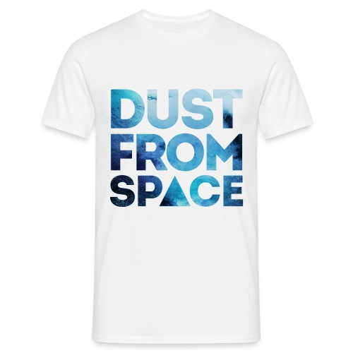 dust from space - Mannen T-shirt
