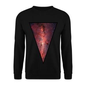 galaxy sweater - Mannen sweater