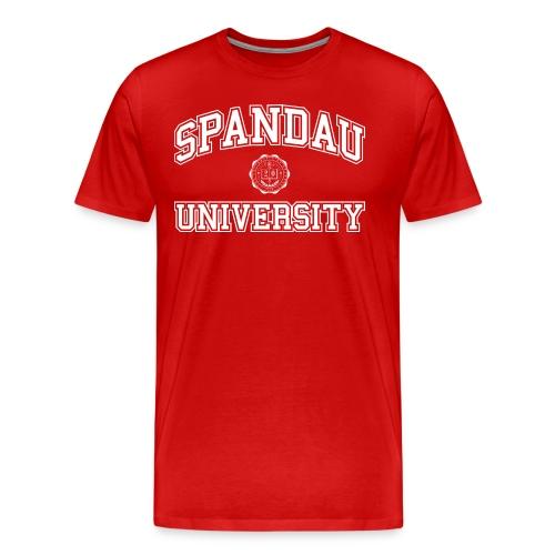 Spandau University - Männer Premium T-Shirt