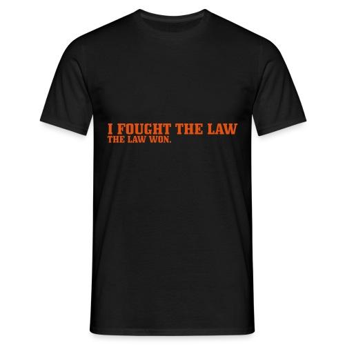 Cooles Anwalt Shirt! - Männer T-Shirt