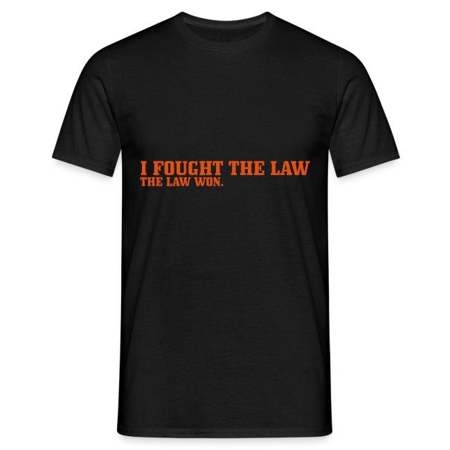 Cooles Anwalt Shirt!