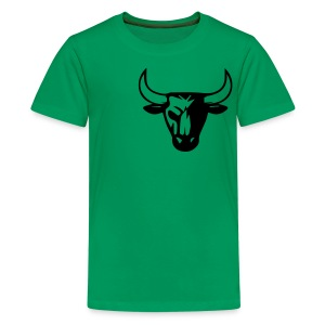 BULL T-SHIRT - Teenage Premium T-Shirt