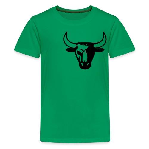 BULL T-SHIRT - Teenage Premium T-Shirt