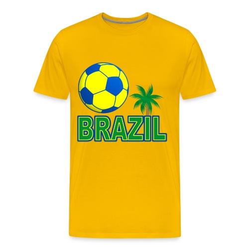 Brazil - Brésil sport - Men's Premium T-Shirt