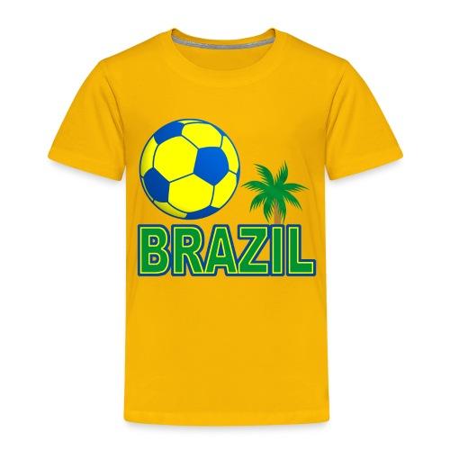 Brazil - Brésil sport - Kids' Premium T-Shirt