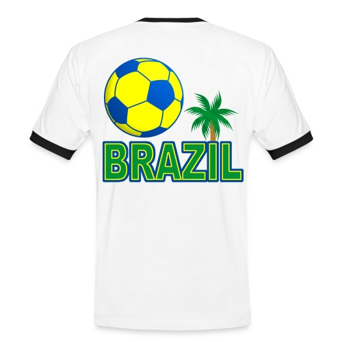 Brazil - Brésil sport - Men's Ringer Shirt