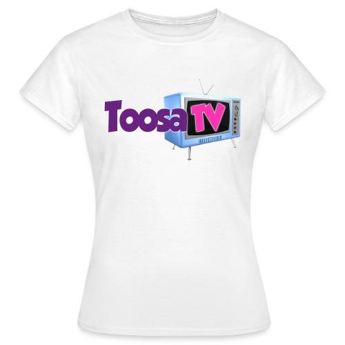 TOOSATV - Naisten t-paita