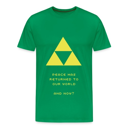 T-shirt Triforce  - T-shirt Premium Homme