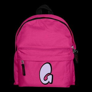 Alphabet G - Kids' Backpack