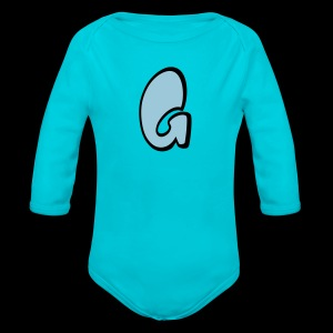 Alphabet G - Baby One-piece