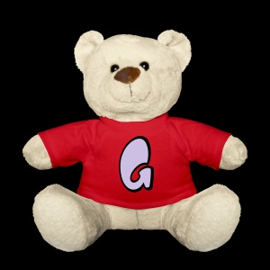 Alphabet G - Teddy Bear