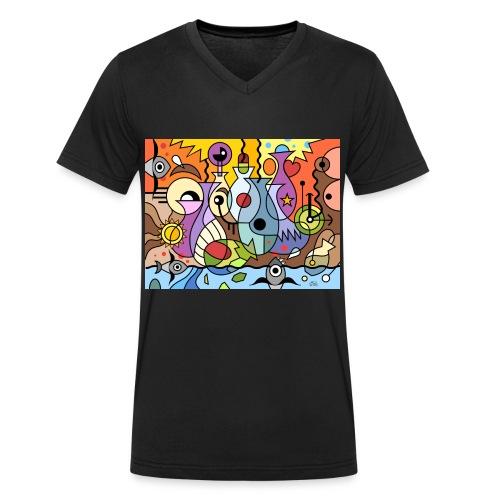 Vasoline - T-shirt bio col V Stanley & Stella Homme