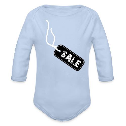 à vendre - Body bébé bio manches longues