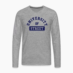 University of Street Long sleeve shirts