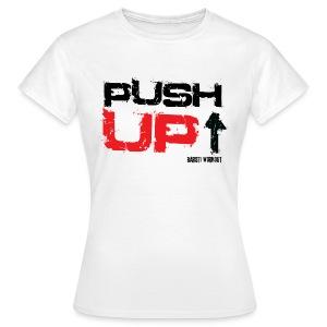Push-Up T-Shirt Frauen - Frauen T-Shirt